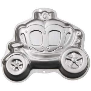 Cake Tin Hire - Princess Carriage  Birthday Cake
