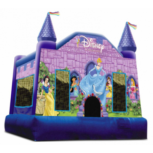Jumping Castle Hire -  Princess  Day Hire