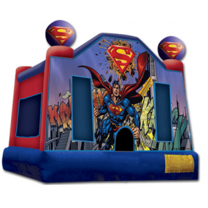 Jumping Castle Hire -  Superman Day Hire