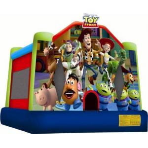 Jumping Castle Hire -  Toy Story Day Hire