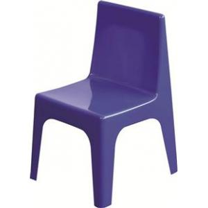Party Hire - Jolly Kidz Childrens Blue Chair