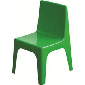 Party Hire - Jolly Kidz Childrens Green Chair