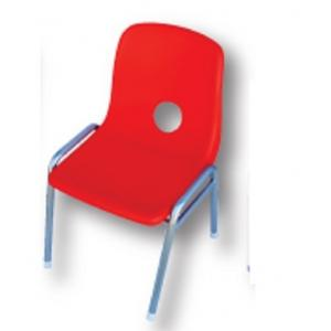 Party Hire - Childrens Red Circle Chair
