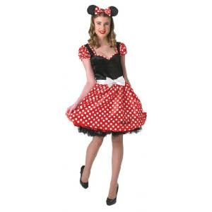 Costume Hire - Minnie Mouse Overnight Costume Hire