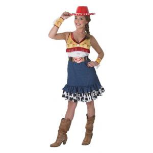 Costume Hire - Toy Story Jessie Cowgirl Overnight Costume Hire