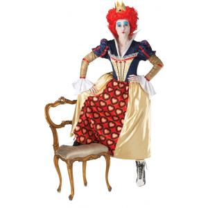 Costume Hire - Queen of Hearts Overnight Costume Hire