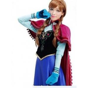 Costume Hire - Frozen Ana Overnight Costume Hire
