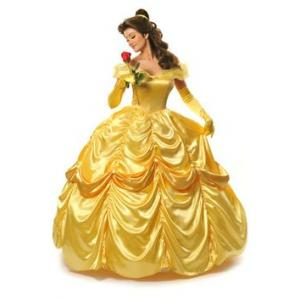 Costume Hire - Disney Princess Belle Overnight Costume Hire