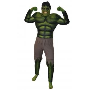 Costume Hire - The Hulk Overnight Costume Hire