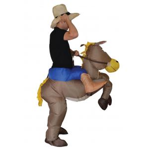 Costume Hire - Horse & Cowboy Overnight Costume Hire