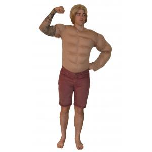 Costume Hire - Strong Man Overnight Costume Hire