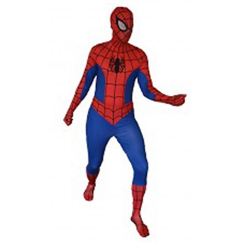 sc 1 st  Amazing Toys Mornington & Costume Hire - Spiderman Overnight Costume Hire