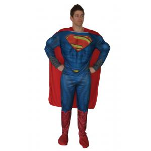 Costume Hire - Superman Overnight Costume Hire