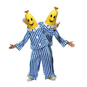 Costume Hire - Bananas In Pyjamas Overnight Costume Hire
