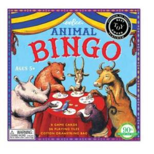 eeBoo - Animal Bingo Game