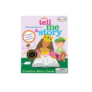 eeBoo - Tell Me A Story  - Fairytale Mix Ups
