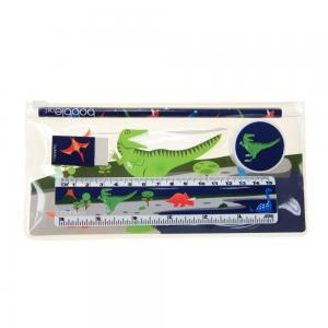 Bobble Art - 5 piece Stationery Pack - Dinosaur
