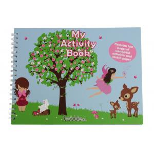 Bobble Art - Activity  Book - Girls