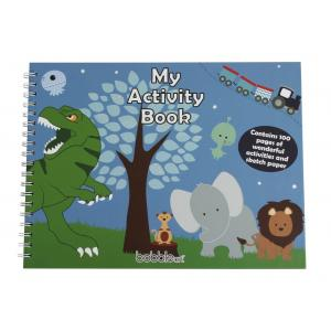 Bobble Art - Activity  Book - Boys