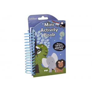 Bobble Art -  Mini Activity Book - Boys