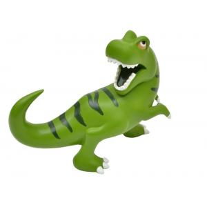 Bobble Art - Polyresin Money Box - Dinosaur