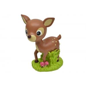 Bobble Art - Polyresin Money Box - Woodland Animals