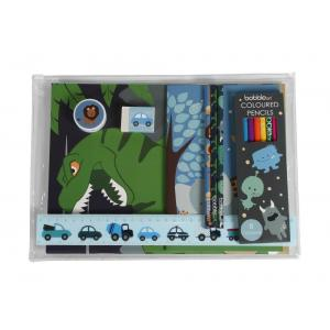 Bobble Art -  Stationery Pack - Boys