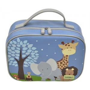 Bobble Art - Insulated Lunch Bag - Safari