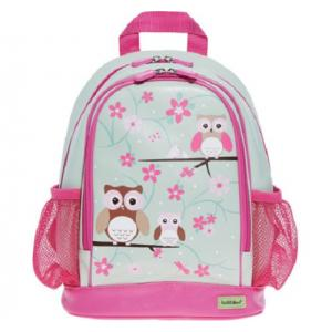 Bobble Art - Backpack PVC Large - Owl