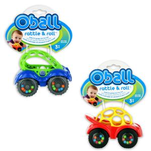 Oball - Rattle & Roll Car