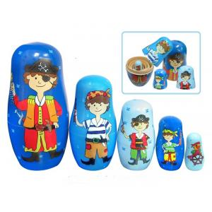 Fun Factory - Pirate Babushka Dolls