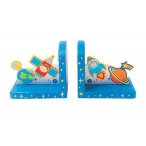 Kaper Kidz  -  Wooden Space Bookend