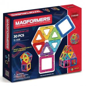 Magformers - 30 Pce Magnetic Construction Set