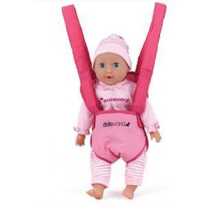 Dollsworld  - Baby Carrier