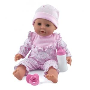 Dollsworld  - Little Treasure Light Pink Baby Doll