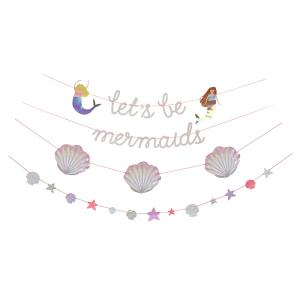Meri Meri - Lets Be Mermaids Garland