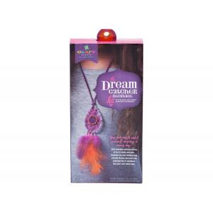 Craft -Tastic Dream Catcher Necklace Craft Kit