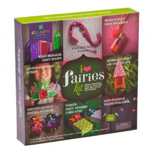 Craft -Tastic I Love Fairies Craft Kit