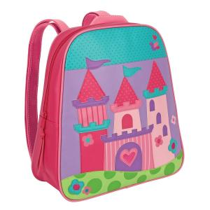 Stephen Joseph - Backpack- Princess Castle