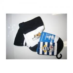 Official AFL - Geelong - Cats Baby Socks Size 00-1