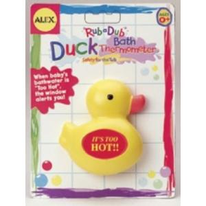 Alex Toys - Bath Duck Thermometer