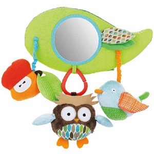 Skip Hop - Stroller Bar Activity Toy - Treetop Friends