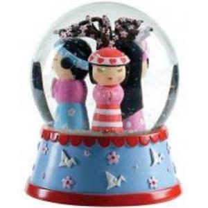 Bobble Art - Japanese Snow Globe