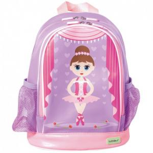 Bobble Art - Backpack PVC Large - Ballerina