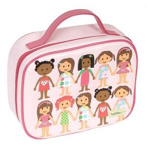 Bobble Art - Insulated Lunch Bag - Paper Doll