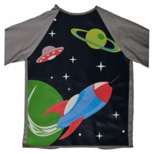Bobble Art - Art Smock - Rocket