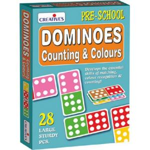 Creative's - Dominoes Counting & Colours