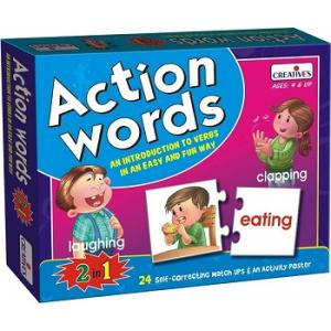 Creative's - Action Words
