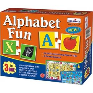 Creative's - Alphabet Fun