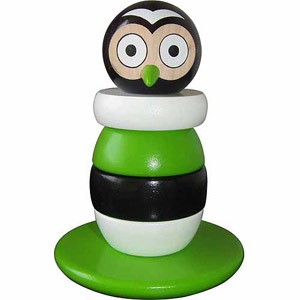 Discoveroo - Magnetic Stacking Owl